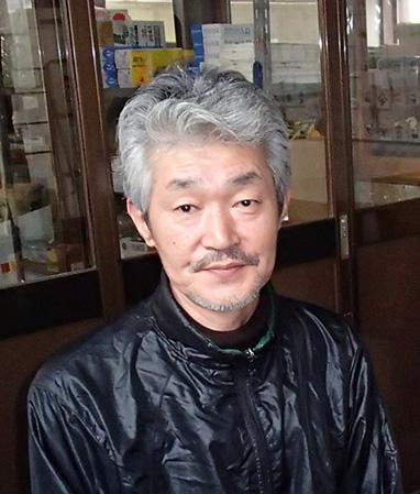 庄内浜文化伝道師 五十嵐氏
