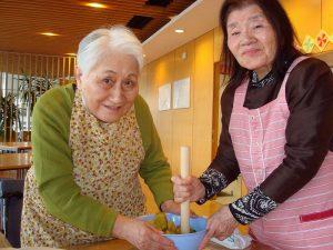 柚子きんとん作り