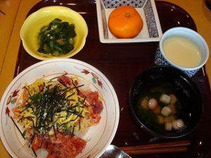 ひな祭り(行事食)