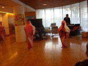 日本舞踊ボランティア