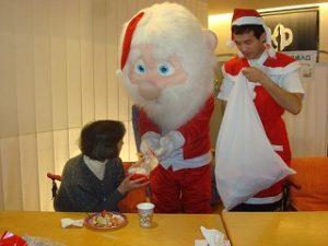クリスマス会(デイ)2