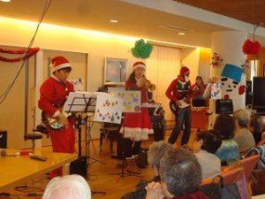 クリスマス演奏会2