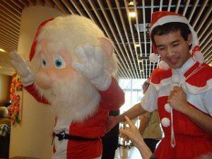 クリスマス会(デイ)1
