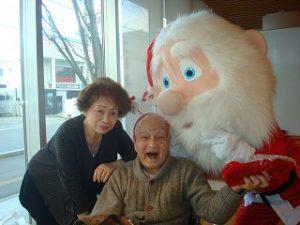 クリスマス会(デイ)4
