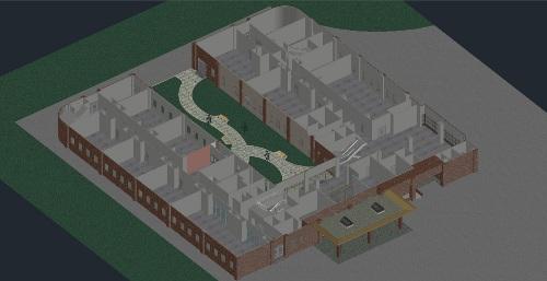 山形県産業創造支援センター 1F