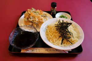 中国料理 広東 和風冷やしつけ麺