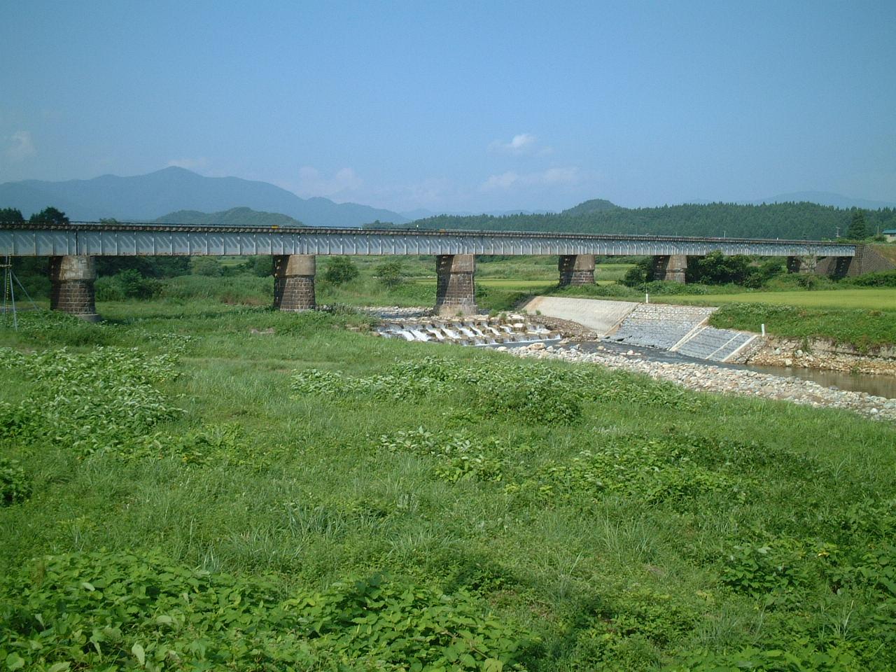 小国川 2004