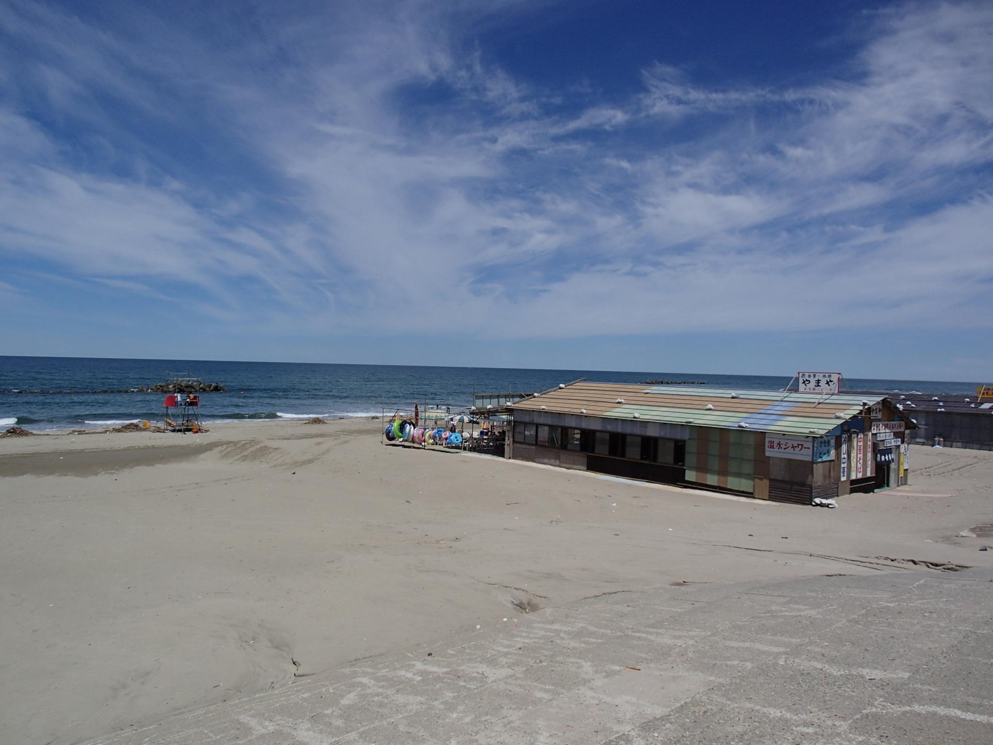湯の浜海岸