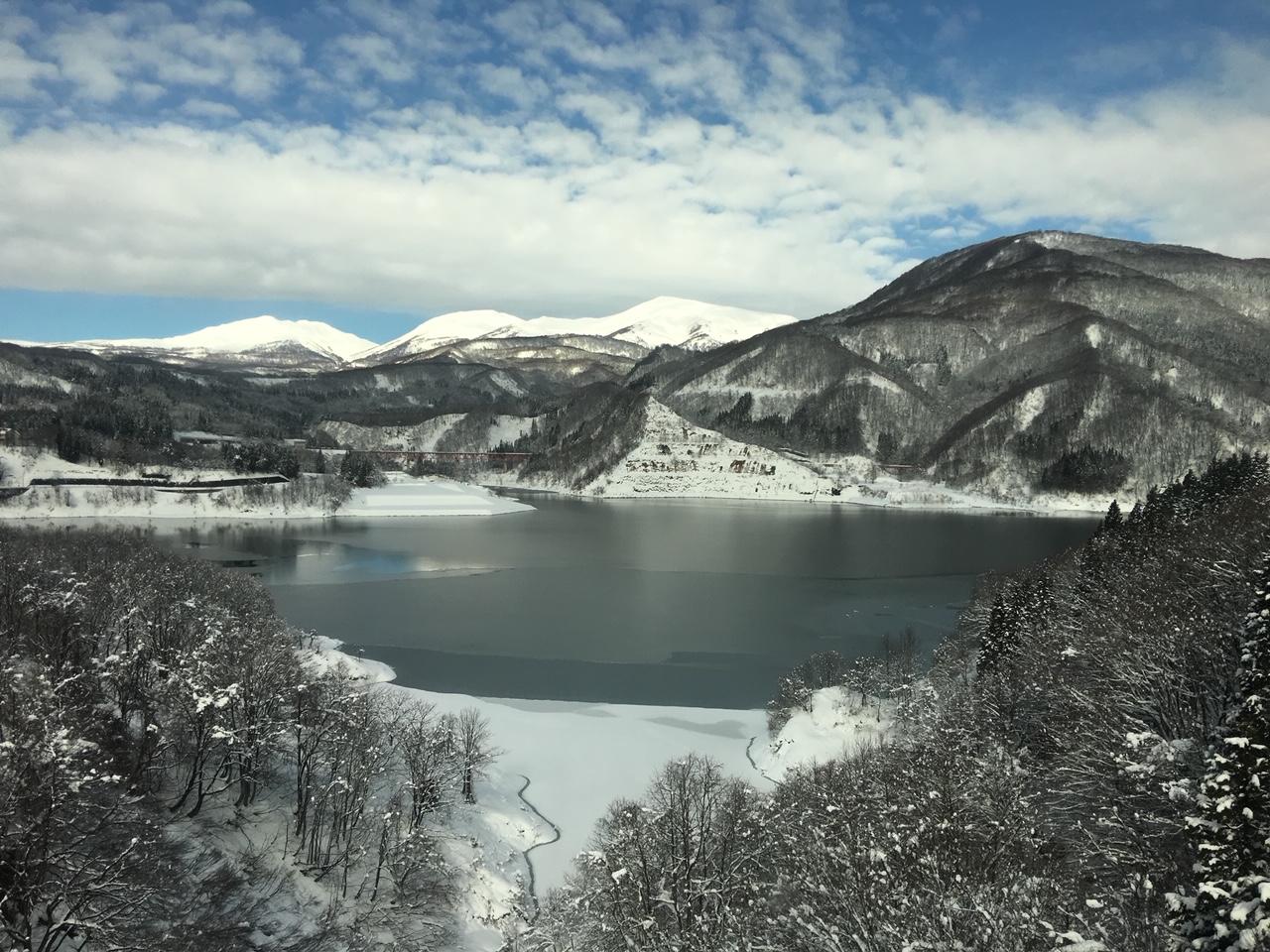 2017年12月月山湖