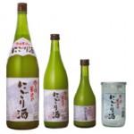 浜田株式会社:2:雪国米沢のにごり酒